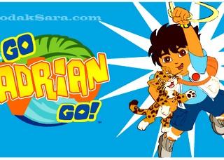 مجموعه کارتون های آموزشی زیبای دیگو (سری اول) - Go Diego Go