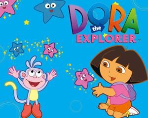 مجموعه کارتون های بسیار زیبای آموزشی دورا 2 - Dora The Explorer + هدیه