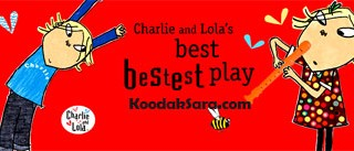 مجموعه کارتون های جذاب آموزش زبان چارلی و لولا - Charlie and Lola