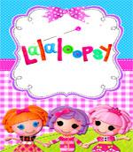کارتون زیبای لالالوپسی - Lalaloopsy