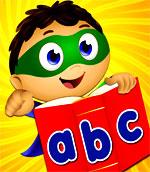 مجموعه جذاب و آموزشی مفید زبان سوپر وای - Super Why