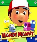 مجموعه آموزشی بسیار زیبا و جذاب هندی منی - Disney Handy Manny