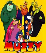 کارتون آموزش زبان انگلیسی مازی - Muzzy
