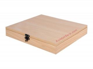 بازی مغناطیسی بسته چوبی رویال خمیده