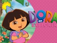 مجموعه کارتون های بسیار زیبای آموزشی دورا 1 - Dora The Explorer  + هدیه