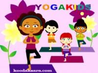 آموزش یوگا کودکان - YogaKids