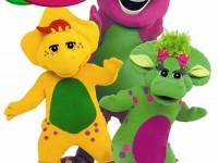 مجموعه آموزشی بسیار شاد و جذاب بارنی 1 - Barney