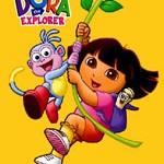 مجموعه کارتون های بسیار زیبای آموزشی دورا 4 - Dora The Explorer  + هدیه