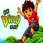 مجموعه کارتون های آموزشی زیبای دیگو (سری دوم) - Go Diego Go