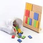 اسباب بازی چوبی اجیو