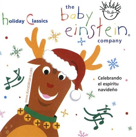 baby einstein holiday classic
