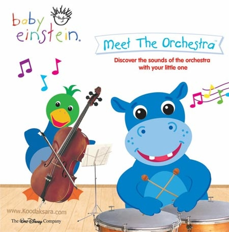 baby einstein meet the orchestra