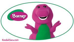 بارنی barney