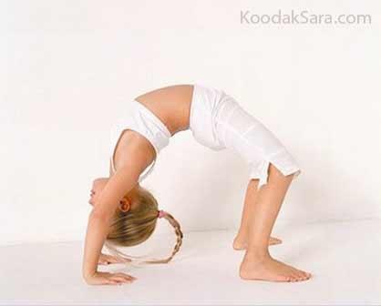 آموزش یوگا برای کودکان-Yoga for children