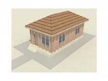 خانه پیش ساخته کی سیستم پارس