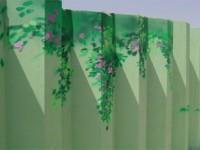 کی سیستم پارس در نمایشگاه ساختمان