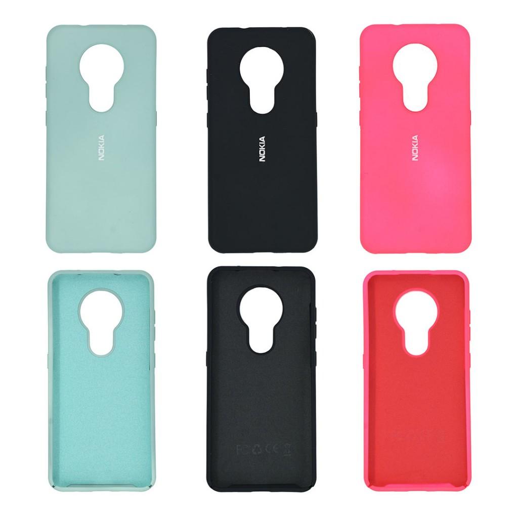 قیمت و خرید ، گارد ، بک کاور ، قاب سیلیکونی گوشی موبایل نوکیا  - Nokia 7.2