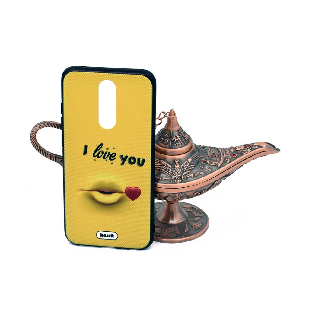 قاب گوشی i love you