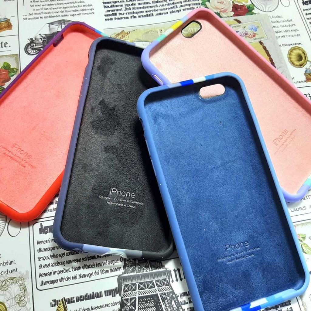 کاور سیلیکونی iphone 6s plus