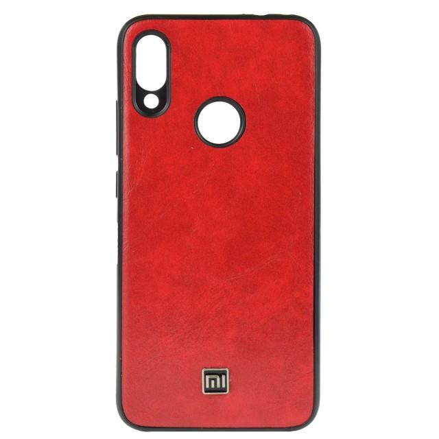 قاب گوشی شیائومی Redmi Note 7 طرح چرم مدل LT01
