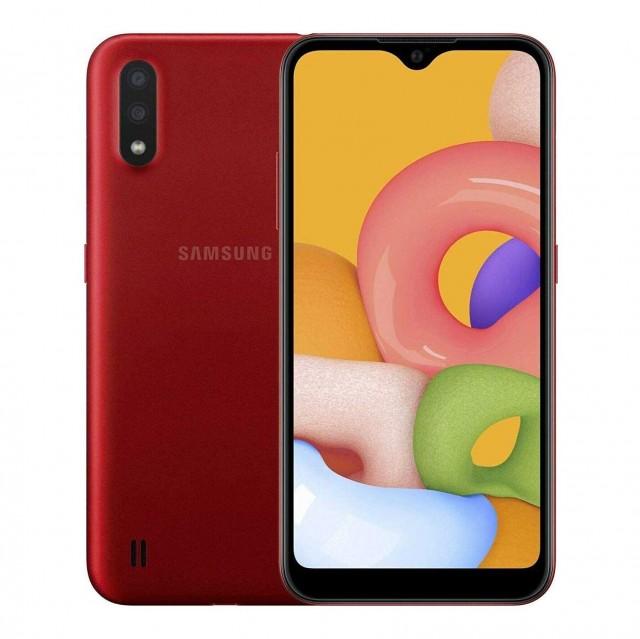 گوشی موبایل سامسونگ مدل Galaxy A01  دو سیم کارت ظرفیت 2/16 گیگابایت