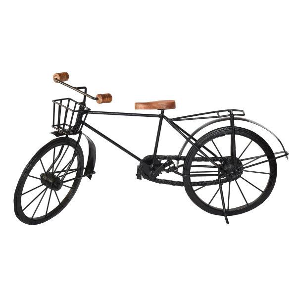 ماکت تزئینی دوچرخه دست ساز مدل KU-C01