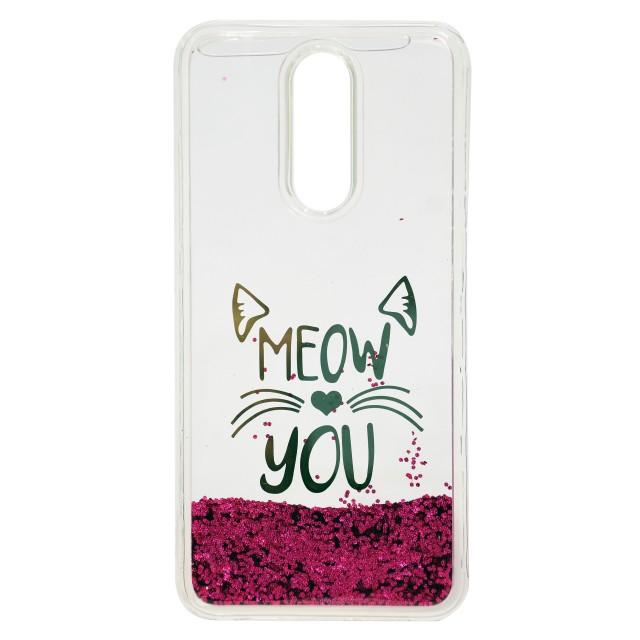 قاب گوشی اکلیلی آکواریومی مدل MEOW YOU برای موبایل شیائومی Redmi 8