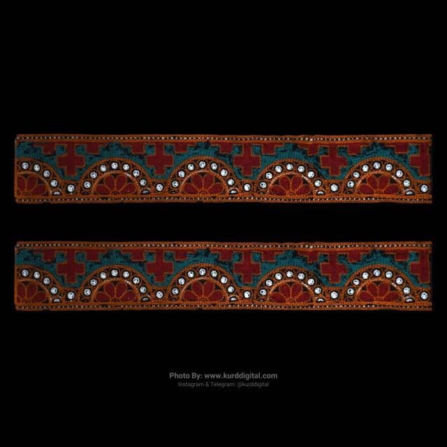 بلوچی دوزی دستی سنتی 3019