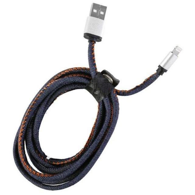 کابل دبلیو یو دبلیو مدل X01 برای موبایل آیفون طول 1 متر