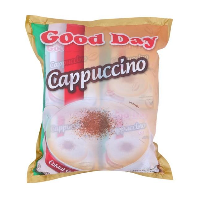 کاپوچینو گوددی همراه با پودر شکلات بسته 30 عدد