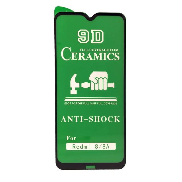 محافظ صفحه نمایش 9D سرامیکی برای موبایل شیائومی Redmi 8 / Redmi 8A