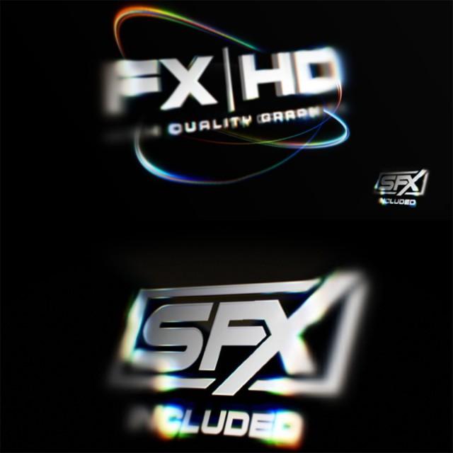 پروژه آماده افترافکت لوگو موشن Technology Logo