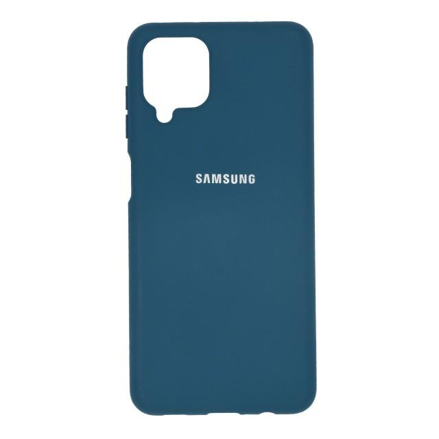 قاب گوشی سامسونگ Galaxy A12 سیلیکونی مدل RSU-ST