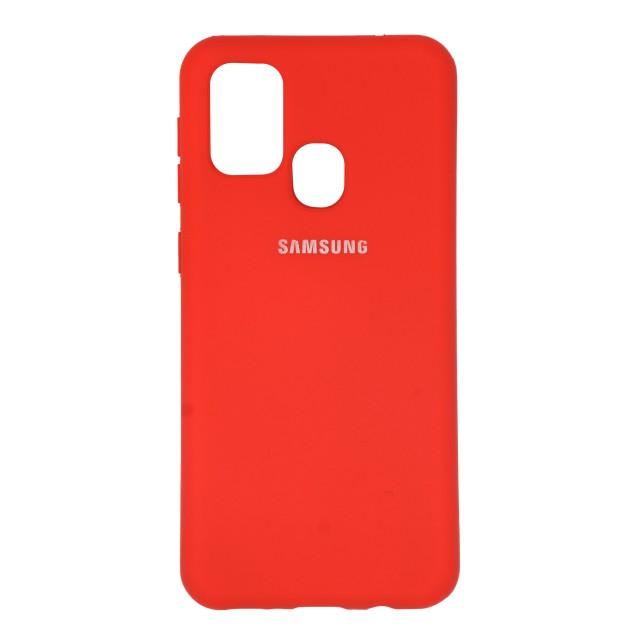 قاب گوشی سامسونگ Galaxy M31 سیلیکونی مدل RSU-ST
