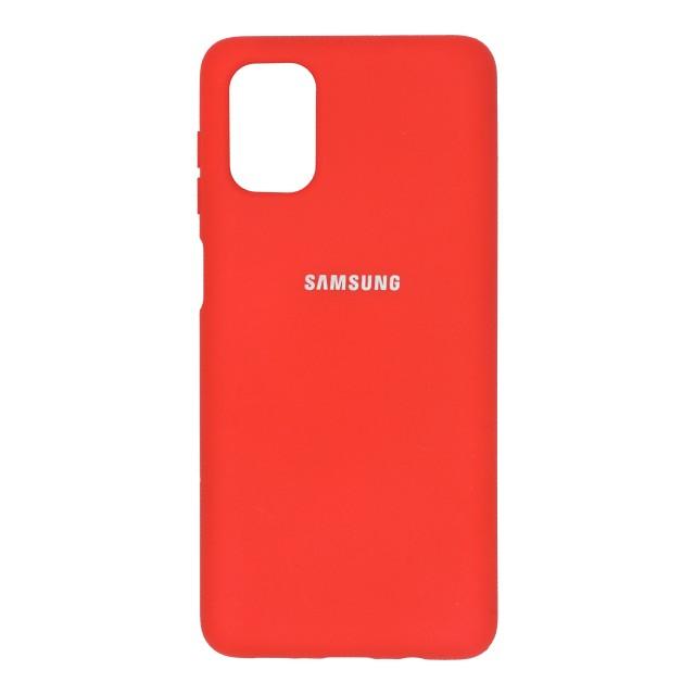 قاب گوشی سامسونگ Galaxy M51 سیلیکونی مدل RSU-ST