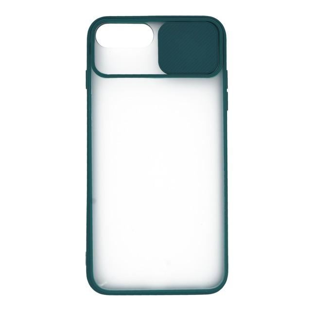 قاب گوشی اپل iPhone 6s PLus پشت مات کشویی محافظ لنز مدل K-MLNZ