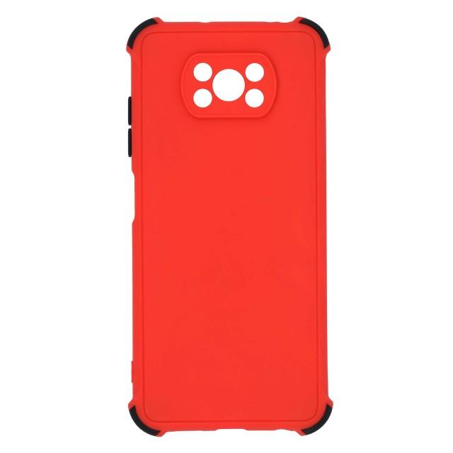 قاب گوشی شیائومی Poco X3 - X3 NFC / Mi 10T Lite 5G ضربه گیر سیلیکونی SDR