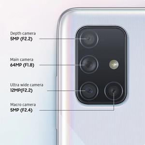 گوشی موبایل سامسونگ مدل Galaxy A71 SM-A715F/DS دو سیمکارت ظرفیت 128 گیگابایت