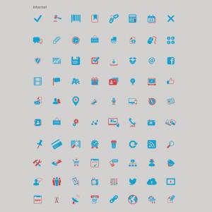 پروژه آماده افترافکت آیکون موشن Animated Icon Pack 181