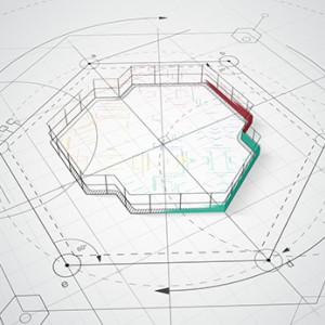 پروژه آماده افترافکت لوگو موشن معماری Architect Logo Reveal