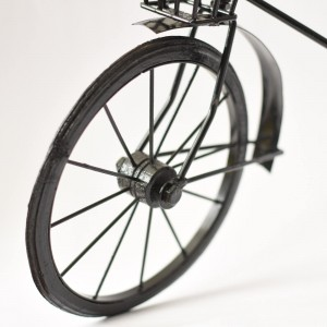 ماکت دوچرخه فلزی