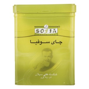 چای سوفیا قوطی
