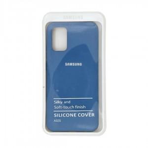 قاب گوشی سیلیکونی زیر بسته پک دار مدل RSU-ST برای موبایل سامسونگ Galaxy A02s