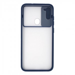 قاب گوشی پشت مات کشویی محافظ لنز مدل K-MLNZ برای گوشی موبایل سامسونگ Galaxy A11 / M11