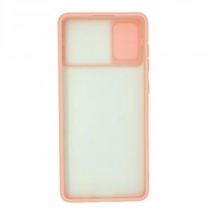 قیمت قاب گوشی پشت مات کشویی محافظ لنز مدل K-MLNZ برای گوشی موبایل سامسونگ Galaxy A51 4G