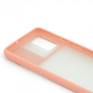 قیمت قاب گوشی پشت مات کشویی محافظ لنز مدل K-MLNZ برای گوشی موبایل سامسونگ Galaxy A71 4G