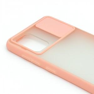 خرید قاب گوشی پشت مات کشویی محافظ لنز مدل K-MLNZ برای گوشی موبایل سامسونگ Galaxy A71 4G