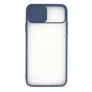 قاب گوشی پشت مات کشویی محافظ لنز مدل K-MLNZ برای گوشی موبایل اپل iPhone 11 Pro Max