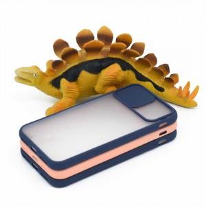 قیمت قاب گوشی پشت مات کشویی محافظ لنز مدل K-MLNZ برای گوشی موبایل اپل iPhone X /XS