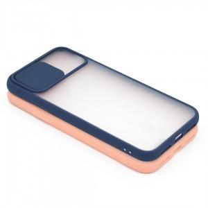 کاور گوشی پشت مات کشویی محافظ لنز مدل K-MLNZ برای گوشی موبایل اپل iPhone X /XS